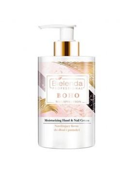 Bielenda BOHO Moisturizing Hand And Nail Cream 300 Ml