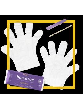 Brazilian manicure gloves BrazzCare