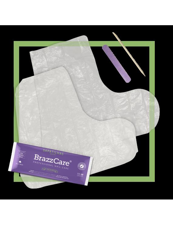 Brazilian pedicure sox BrazzCare
