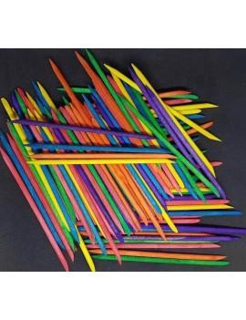 VIDI Orange Sticks,100 pcs.