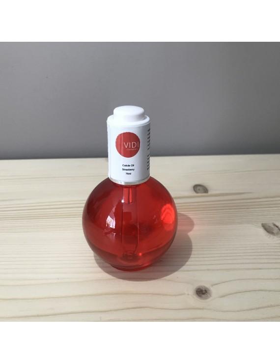 VIDI Strawberry Cuticle Oil, 75ml